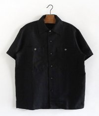 NECESSARY or UNNECESSARY 16 S/S GARAGE FRENCH LINEN [BLACK]