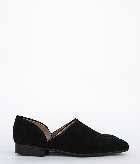 ANACHRONORM × VOO SPOCK SHOES by HARUTA [BLACK]