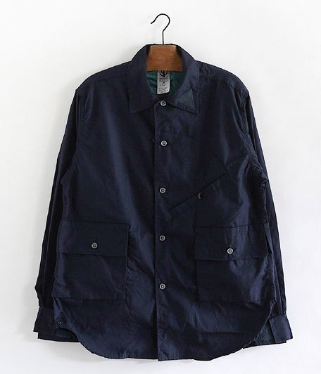 CORONA HUNTER HIKER SHIRT [T/C WEATHER / NAVY]
