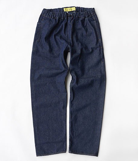 NECESSARY or UNNECESSARY SPINDLE DENIM 2 [INDIGO]