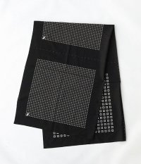 NECESSARY or UNNECESSARY BANDANA STOLE ��V�� [BLACK]