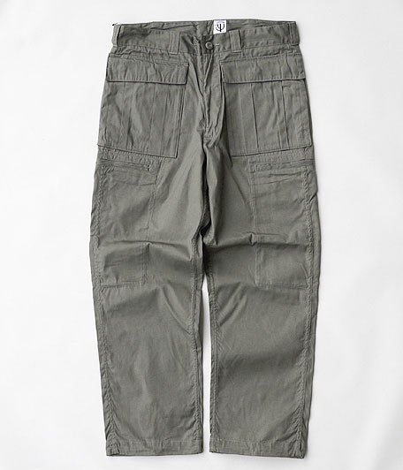 CORONA ADVISORS SLACKS [FOLIAGE GREEN]