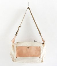 THE SUPERIOR LABOR Paraffin Canvas Shoulder Bag S [natural]