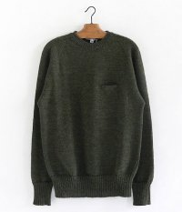 NECESSARY or UNNECESSARY THREE DIMENTIONAL KNIT [FOREST]