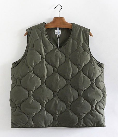 NECESSARY or UNNECESSARY VEST III [OLIVE]
