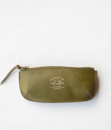 THE SUPERIOR LABOR Pen Case [khaki]