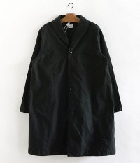 NECESSARY or UNNECESSARY MARS COAT [BLACK]