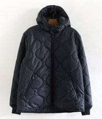 NECESSARY or UNNECESSARY DOUBLE HOODED [NAVY]