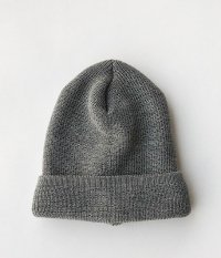 ANACHRONORM KNIT CAP by DECHO [GRAY]