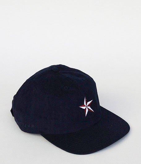 90's NIKE Atlanta Olympic Cap [Dead Stock / NAVY]