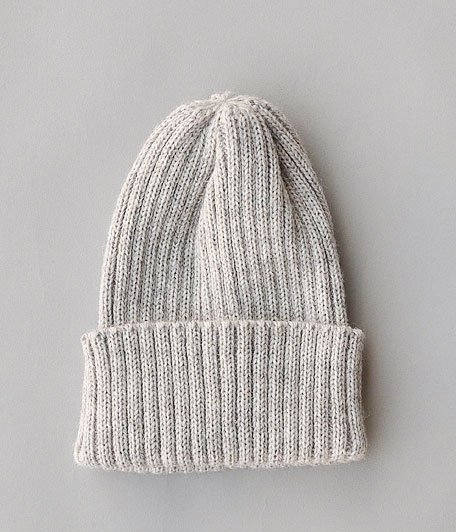 HIGHLAND2000 Rib Knit Cap [NATURAL]