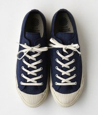 ANACHRONORM Shellcap Low by PRAS [INDIGO × WHITE SOLE]