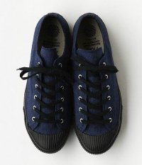 ANACHRONORM Shellcap Low by PRAS [INDIGO × BLACK SOLE]