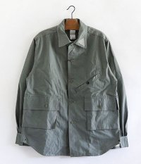 CORONA HUNTER HIKER SHIRT [TROPICAL POPLIN / SAGE GREEN]