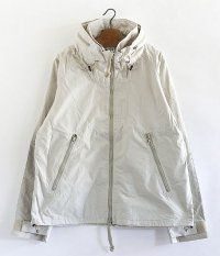 CORONA NAVY SHIPBORD JACKET [TYPEWRITER CLOTH/ GRAY BEIGE]