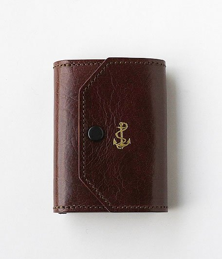 THE SUPERIOR LABOR RADICAL 別注 Small Wallet [BROWN]