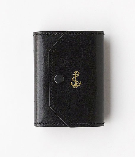 THE SUPERIOR LABOR RADICAL 別注 Small Wallet [BLACK]