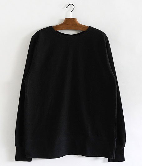 NECESSARY or UNNECESSARY MAC �L/S [BLACK]