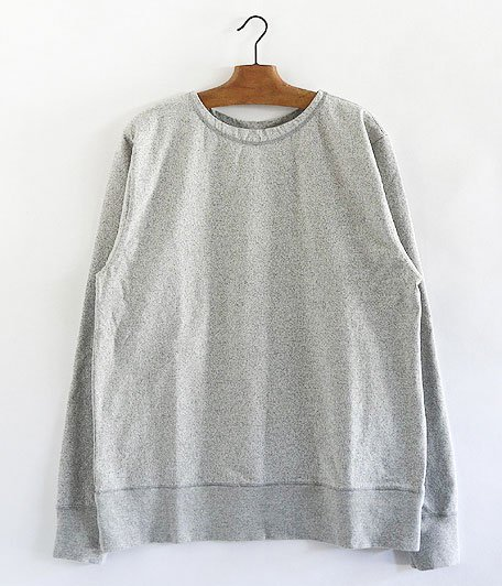 NECESSARY or UNNECESSARY MAC �L/S [GRAY]