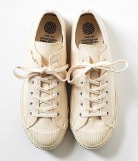 PRAS Shellcap Low [KINARI / OFF WHITE]