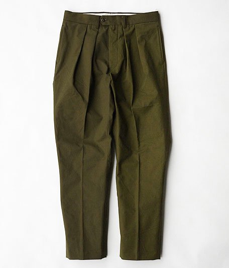 NEAT 1955 Tent Cloth TAPERED [OLIVE]