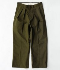 NEAT 1955 Tent Cloth WIDE [OLIVE]