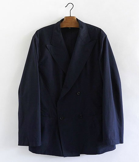 KAPTAIN SUNSHINE Field Wrap Jacket Double [NAVY]