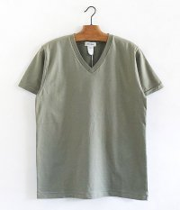 BETTER V  NECK S/S T-SHIRT [SAGE GRAY]