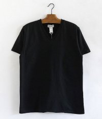 BETTER V  NECK S/S T-SHIRT [BLACK]