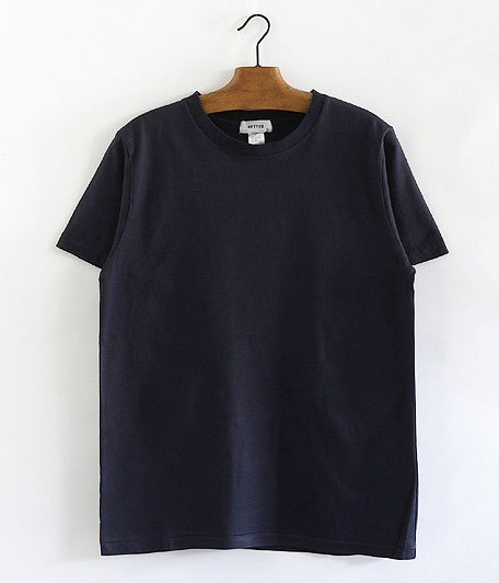 BETTER CREW NECK S/S T-SHIRT [NAVY]