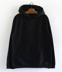 ANACHRONORM Standard Heavy Weight Hooded Parka [BLACK]