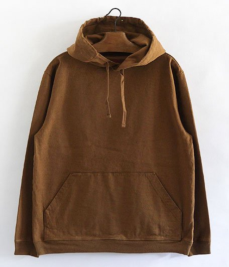 ANACHRONORM Standard Heavy Weight Hooded Parka [H.BROWN]