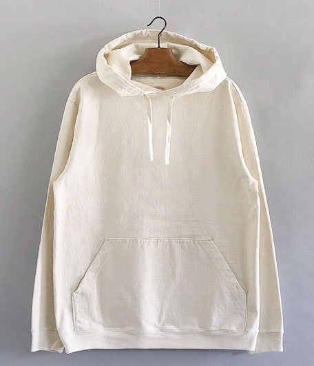 ANACHRONORM Standard Heavy Weight Hooded Parka [IVORY]