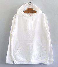 ANACHRONORM Standard Heavy Weight Hooded Parka [WHITE]