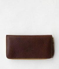 THE SUPERIOR LABOR Zip Long Wallet [brown]