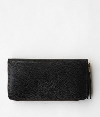 THE SUPERIOR LABOR Zip Long Wallet [black]