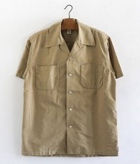KAPTAIN SUNSHINE Vacation Shirt [LIGHT BEIGE]