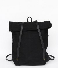 THE SUPERIOR LABOR Paraffin Back Pack [black]