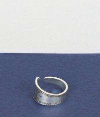 Touareg Silver Ring 06