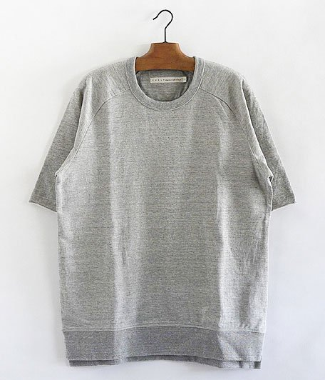 CURLY BRIGHT HS SWEAT [GRAY]