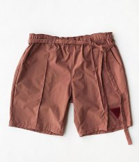 VOO Sportive Belt Shorts [ROSE]
