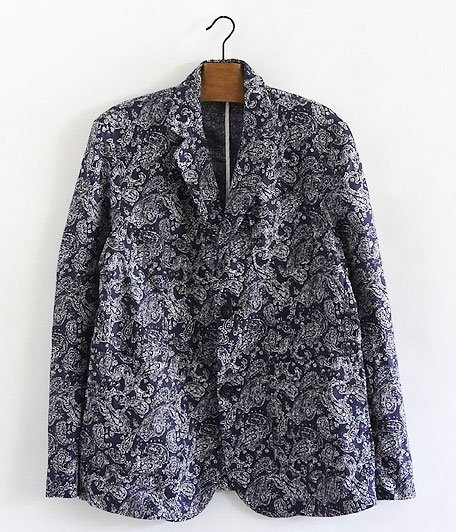 NECESSARY or UNNECESSARY SUMMER JKT PATTERNED [PASLEY]