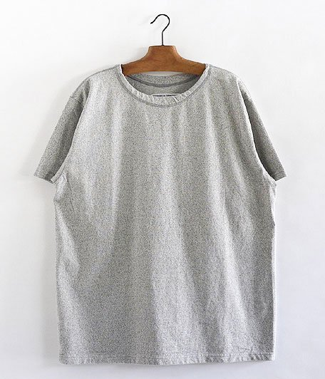 NECESSARY or UNNECESSARY MAC S/S [MIX GRAY]