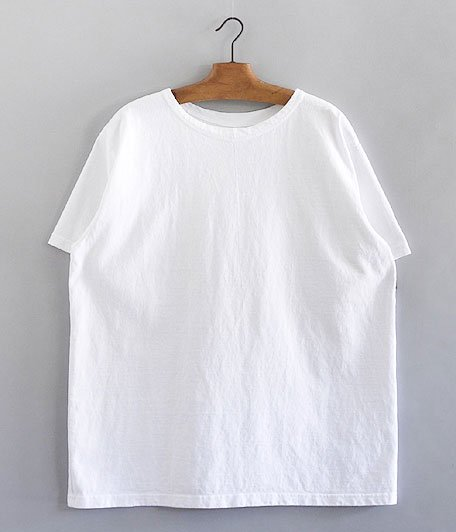 NECESSARY or UNNECESSARY MAC S/S [WHITE]