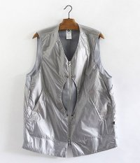 CORONA UTILITY OUTER VEST [GRAY]