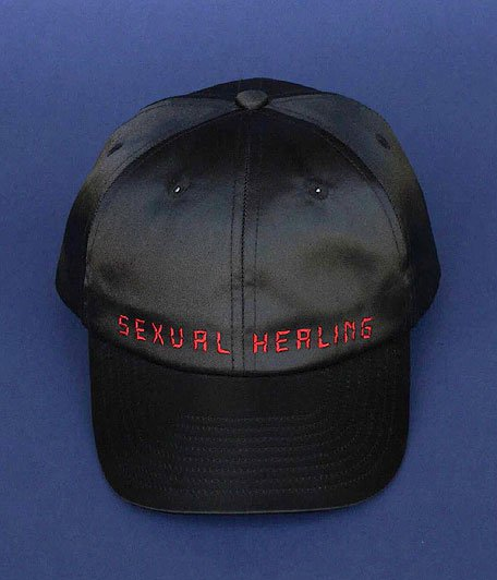 NEMES SEXUAL CAP [BLACK]
