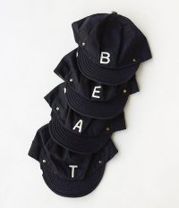 ANACHRONORM BEAT INITIAL CAPS by DECHO [NAVY]