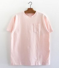 NECESSARY or UNNECESSARY POCKET TEE [PINK]
