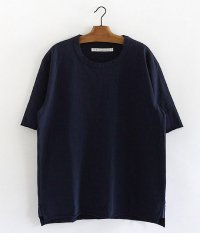 CURLY ADVANCE HS TEE [NAVY]