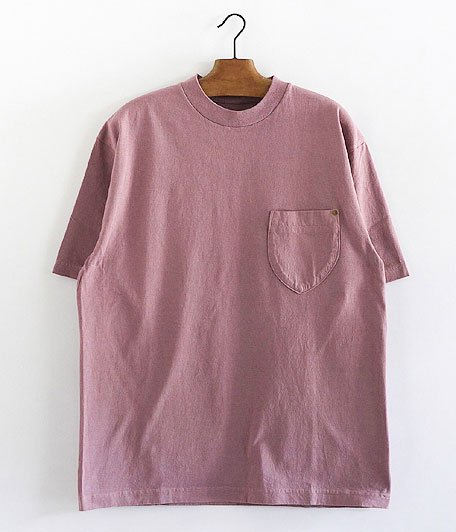 ANACHRONORM Standard Pocket Tee [PINK]